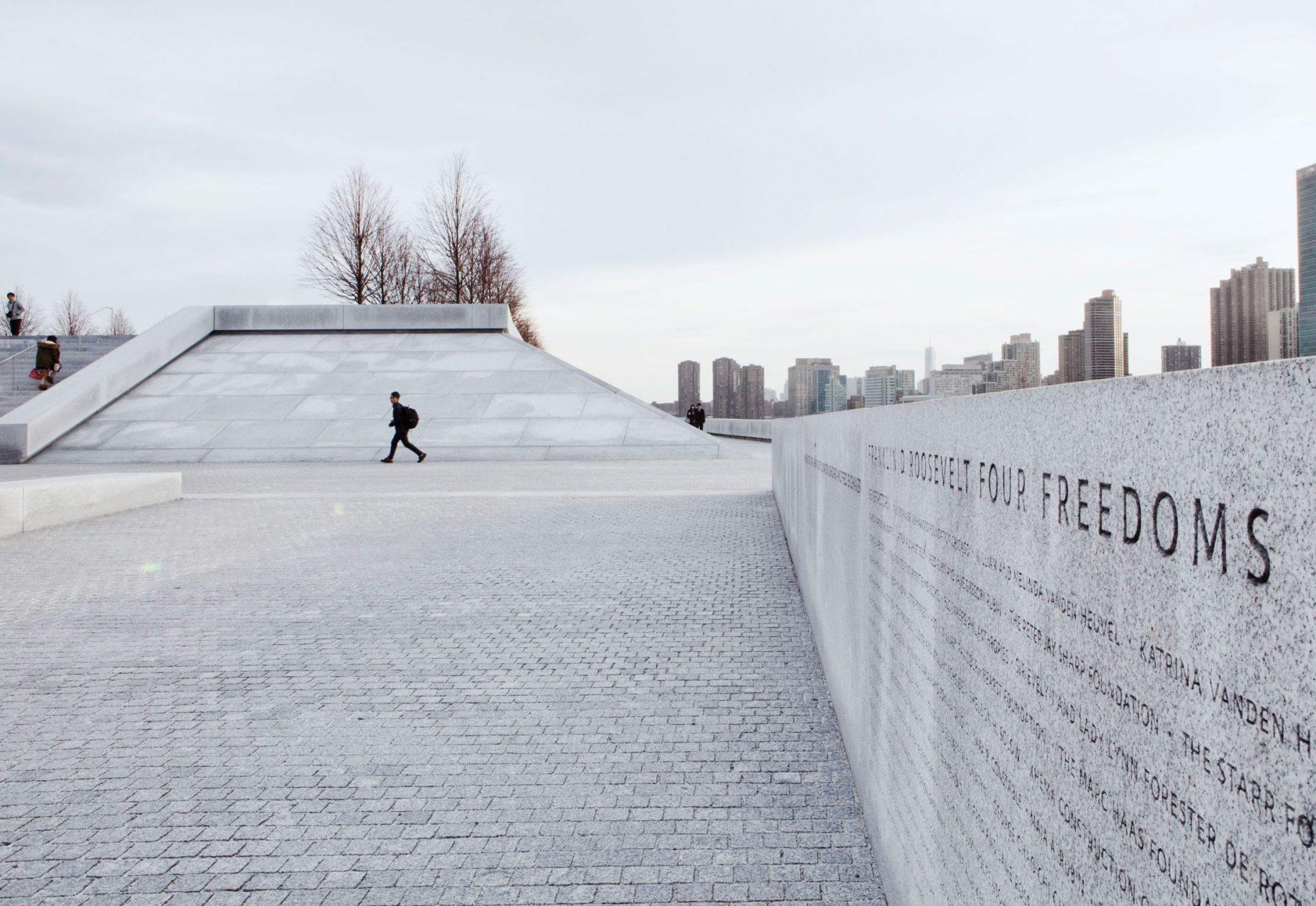 4 freedoms park