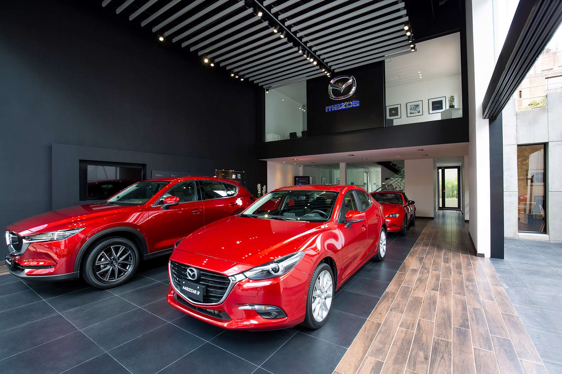 Mazda Simon Bosch Photography