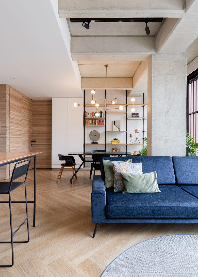#9 City apartment