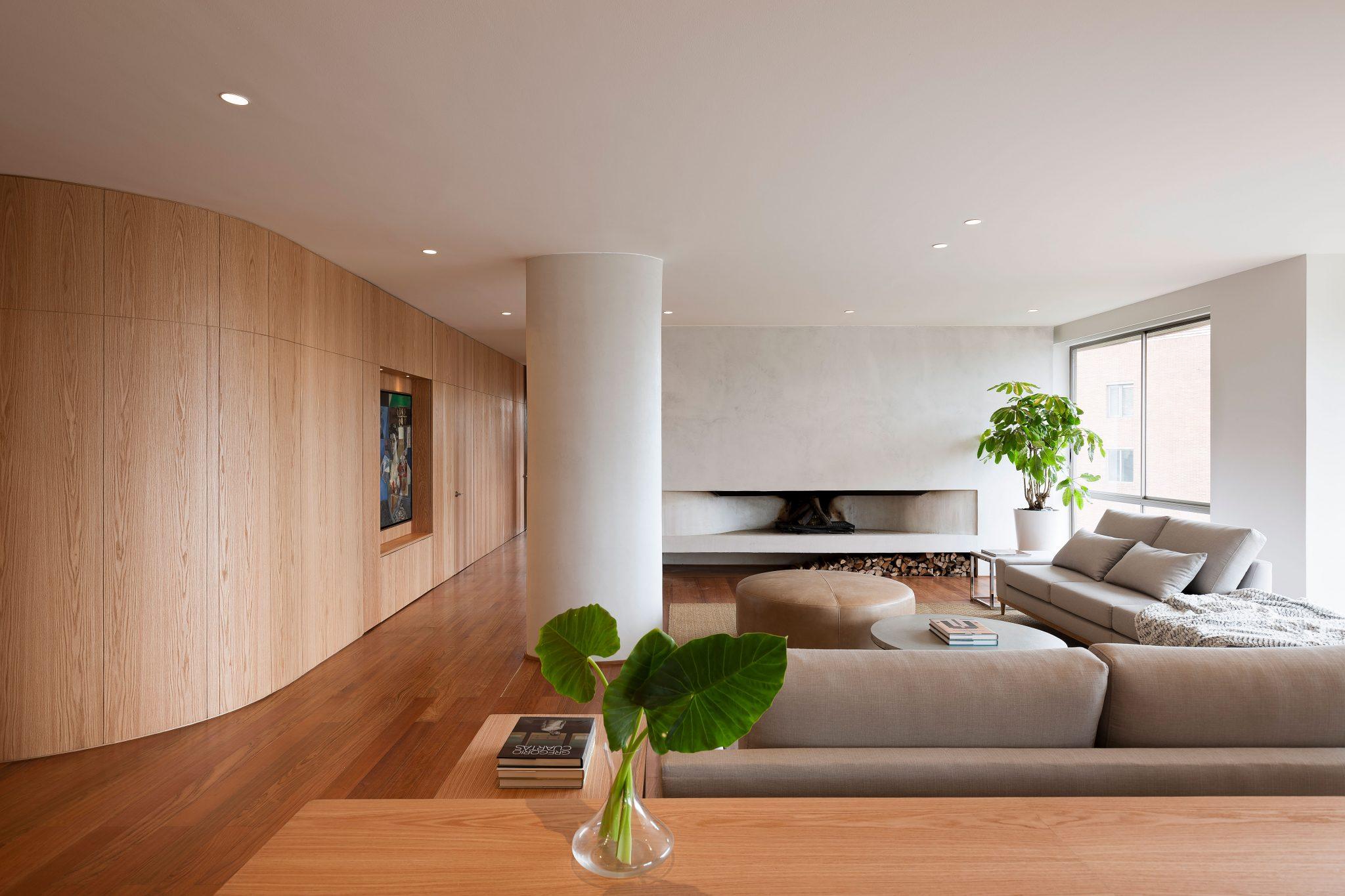 #8 city apartment